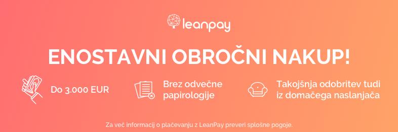 leanpay Obročno plačevanje